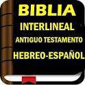 Biblia Interlineal Hebreo-Español Gratis icon