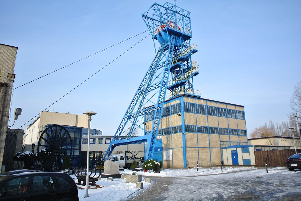 """""""Шахта Гвидо"""" (Kopalnia Guido) в городе Забже (Zabrze). Индустриальный музей."""