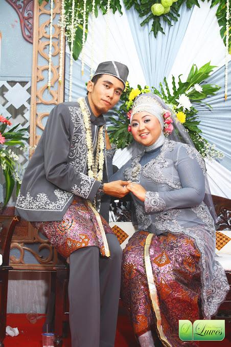 Rias pengantin muslim hijab