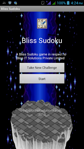Bliss Sudoku