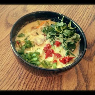 Thai Vegetable Noodle Curry