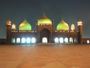 Photo: 15. Lahore, Emperor Mosque