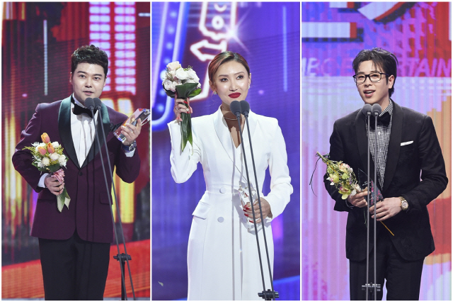 mbc entertainment awards 2019 hosts