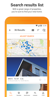 ImmobilienScout24 - House & Apartment Search - náhled