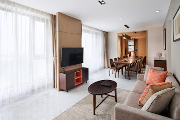 Oakwood Apartments Yangzhou