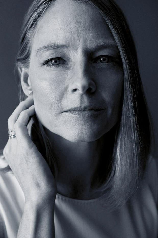 Джоди Фостер в фотосессии Каннского фестиваля-2016