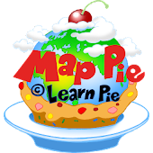 MapPie: geography learning
