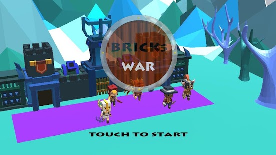 Bricks War - náhled