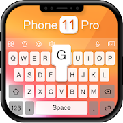 Keyboard for iPhone - ios 13 keyboard