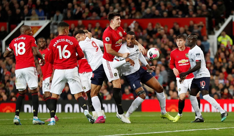 Image result for Man United ends Liverpool winning streak
