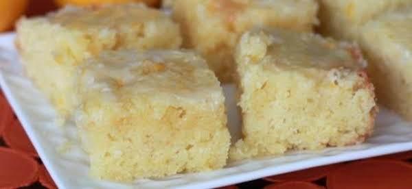 Easy Lemon Spice Cake