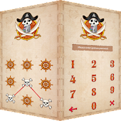 AppLock Theme Pirate