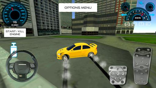 Evo Lancer Drift City screenshot 7