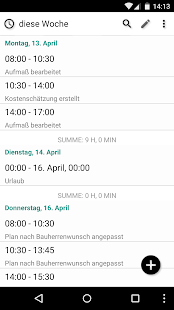 BUILDUP.mobil – Miniaturansicht des Screenshots