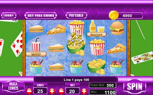 Casino hacka matlagning feber