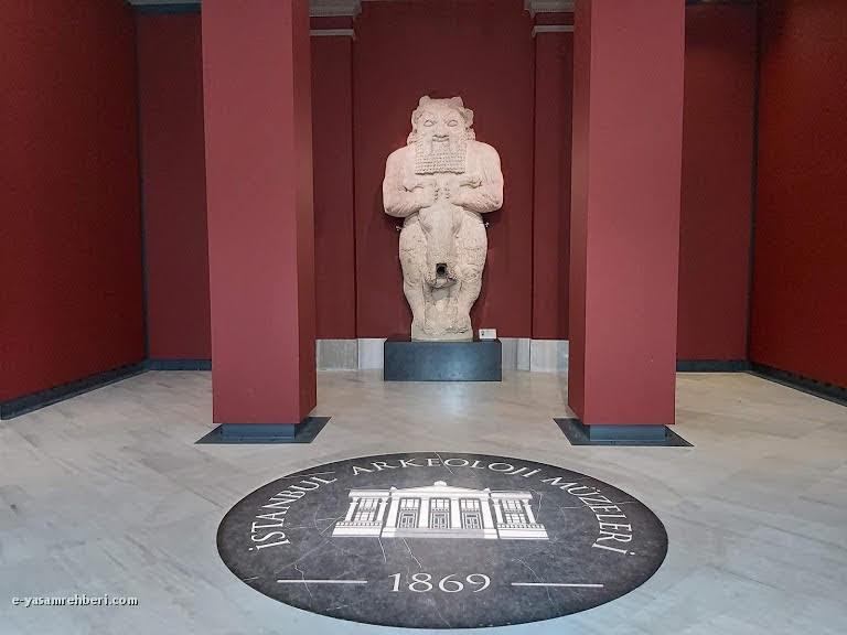 istanbul arkeoloji müzesi