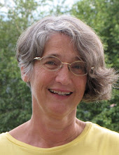 Photo: Maria Christina Eggers leitet seit 2000 die Internationalen Peace Camps im Fernblick, Teufen AR
