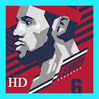 Lebron James Wallpaper HD icon