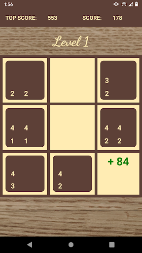 8 Tiles - Merge Puzzle android2mod screenshots 3