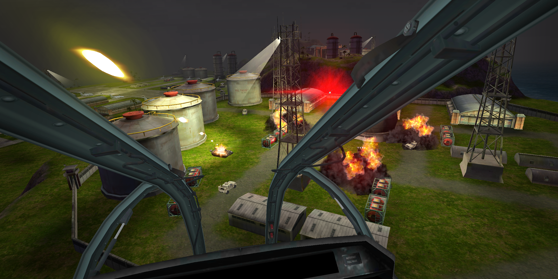 Gunship Battle2 VR- screenshot