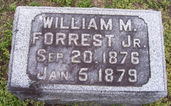 Photo: Forrest, William M. Jr.