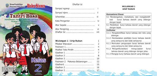 Buku Siswa Kelas 2 Bahasa Jawa Tantri Basa 2016 Apps On Google Play
