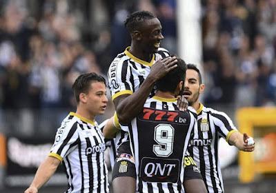 Le Sporting de Charleroi s'incline en match amical face à un club de D1B