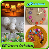 DIY Creative Craft Ideas