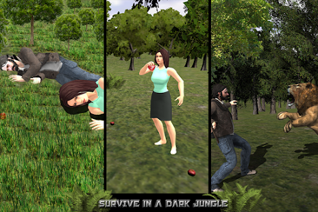 Raft Survival útěku Sim - náhled