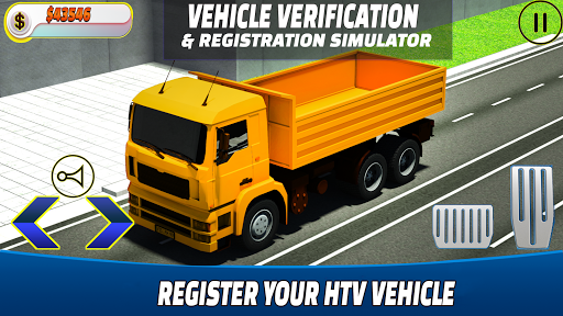 Vehicle Verification & Registration Simulator Game 1.0 screenshots 1