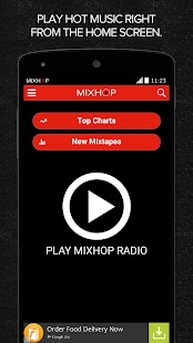 MIXHOP Mixtapes & Music- screenshot thumbnail