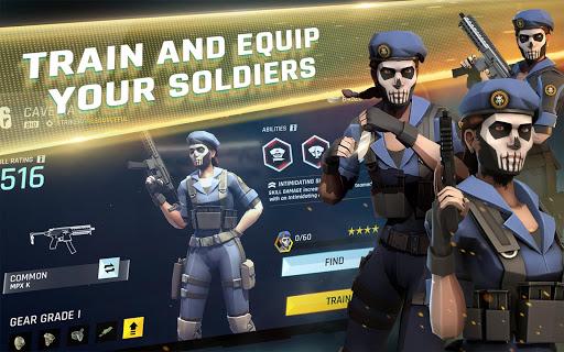 Tom Clancy's Elite Squad screenshot 18