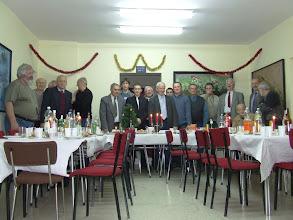 Photo: Wigilia w SP6PRT 14 grudnia 2007 r.