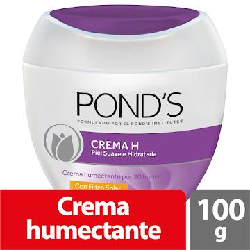 Crema PONDS H Humectante   20H Filtro Solar x100g