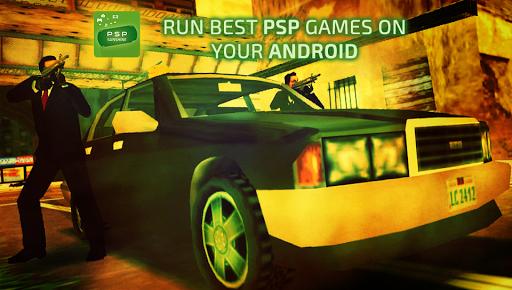 Sunshine Emulator for PSP Apk 1