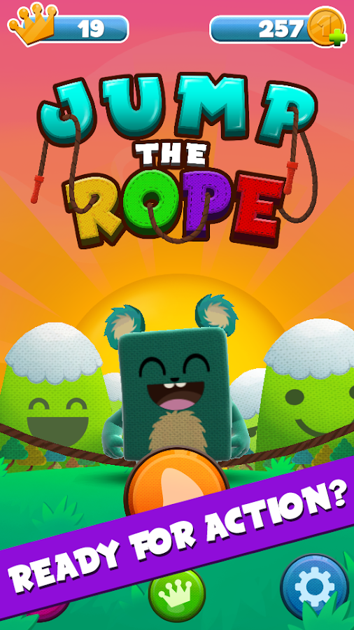 Jump the Rope - Party Hopper- screenshot