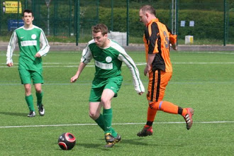 Photo: 13/05/12 v EMR (Leicester Sunday Summer League at Brockington College, Enderby) 3-1 - contributed by Rob Campion