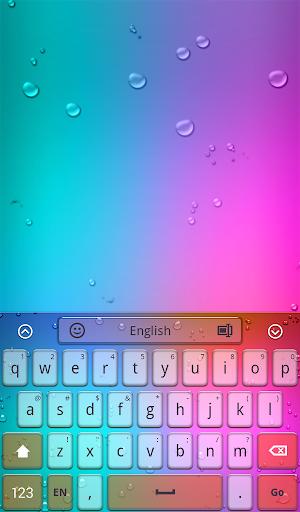 Transparent Style Keyboard
