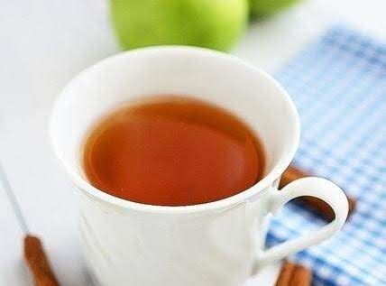 Homemade Apple Cider, Hot Or Cold