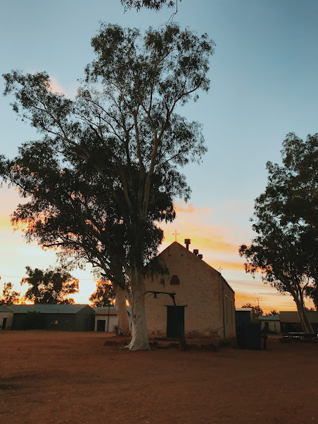 gereja tua australia
