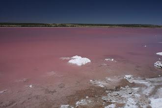 Photo: Pink Lagoon