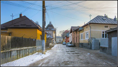 Photo: Str. Albinei - 2017.01.25