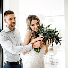 Wedding photographer Liliya Kunicyna (liliak2016). Photo of 25.04.2017