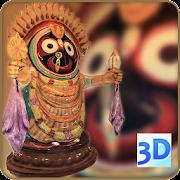3D Jagannath Live Wallpaper