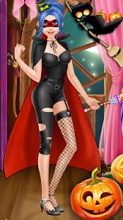 Halloween Ladybug Dress up - náhled