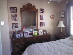 Photo: Bills bedroom