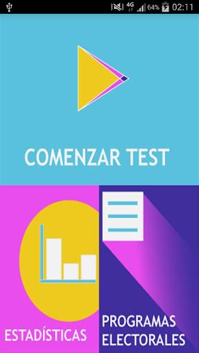 Test Elecciones 2015