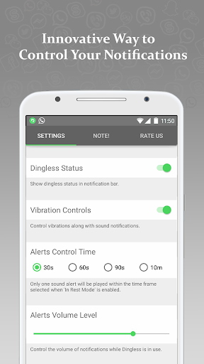 Dingless - Notification Sounds - Apps on Google Play