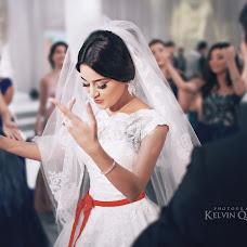 Wedding photographer Kelvin Gasymov (Kelvin). Photo of 20.11.2016