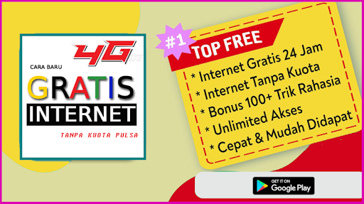 ✅[2020] Cara Dapat Internet Gratis Unlimited android App Download ...